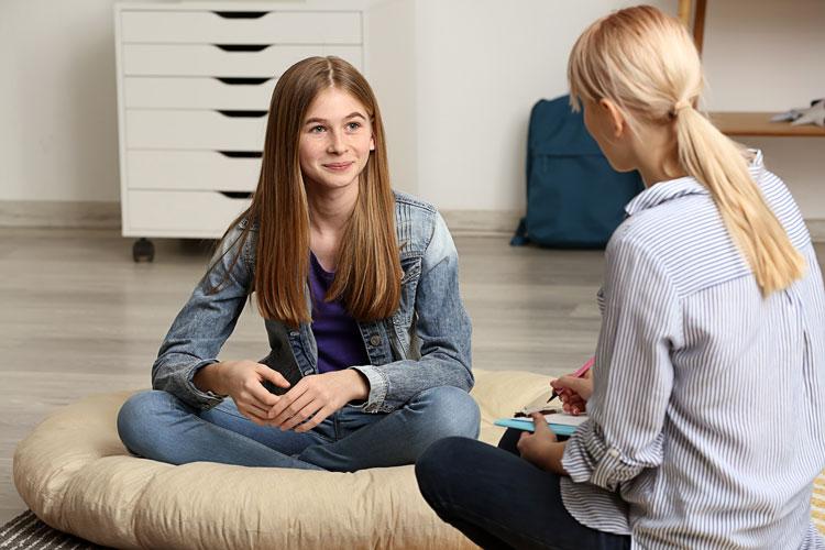 Psychologische Beratung von Jugendlichen