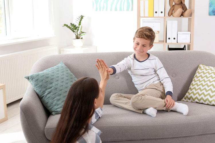 Psychologische Beratung von Kindern